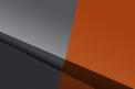 Gris Magnétique / Orange Ecliplse