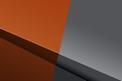 Orange Eclipse / Gris magnétique