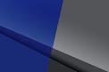 Bleu Electrique / Gris Magnétique